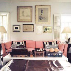 Thiết kế nội thất phong cách Vintage thanh lịch